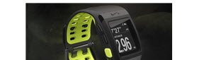 Nike+ and TomTom Team up with GPS Watch for Athletes