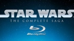 Star Wars Saga Blu-Ray Release Date 27th September 2011