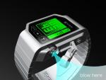 TokyoFlash alcohol monitoring watch sensor