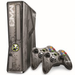 Microsoft unveils limited edition Call of Duty: MW3 Xbox 360