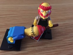 Simpsons Series 2 Mini Figures are here