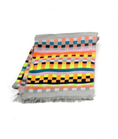 Try on a Genetic Code Scarf