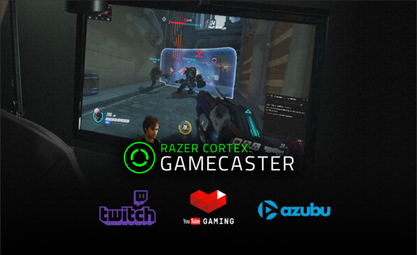 The Razer Gamecaster Makes It Easy to Stream Games