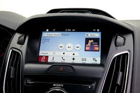 The Ford Sync 3 Makes an Appearance