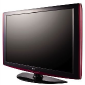 New LG Scarlet TV - The LG70
